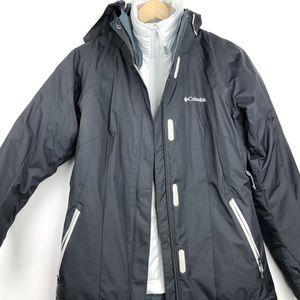 Columbia Layered Coat
